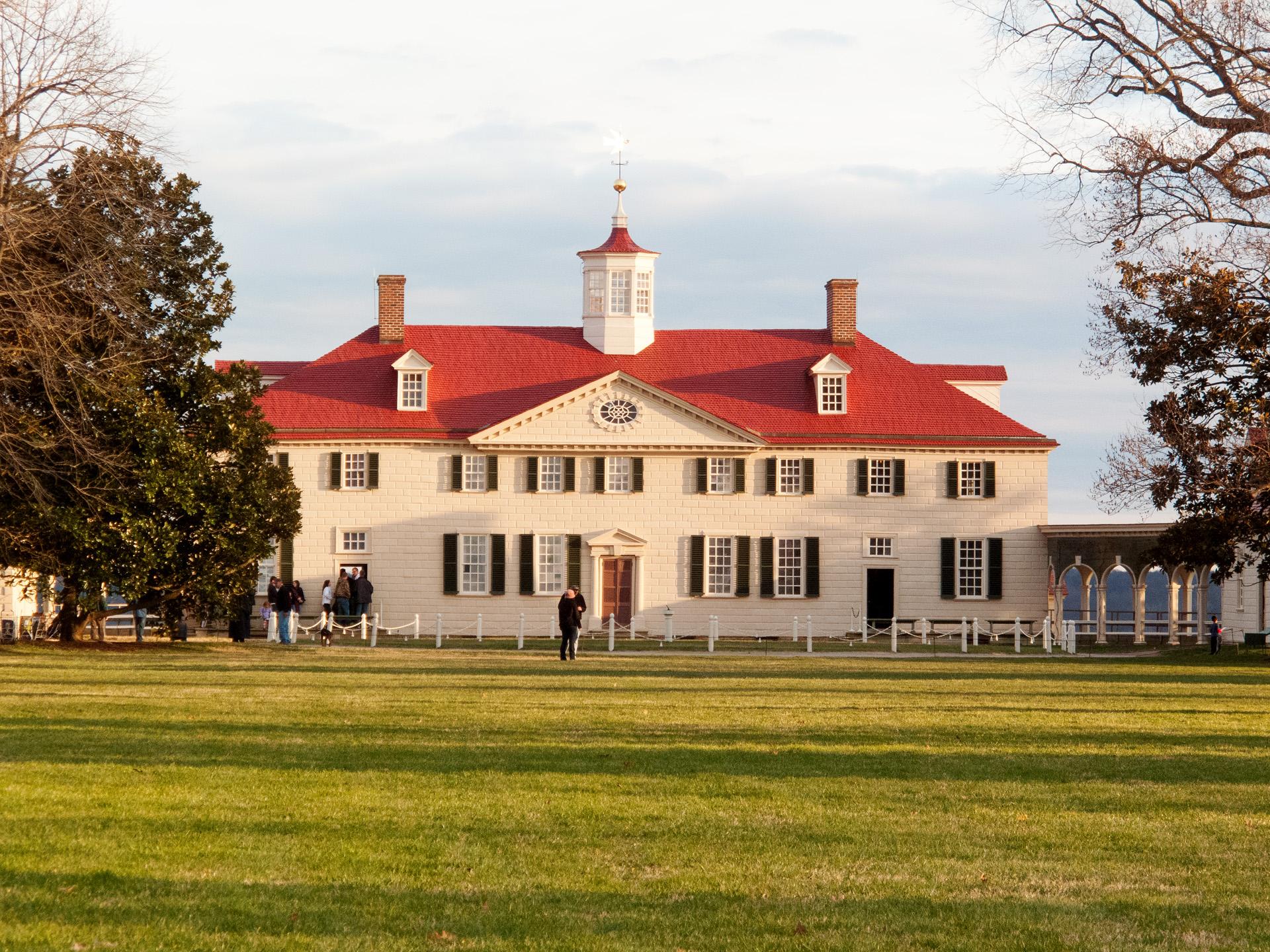 Mount Vernon, Virginia.