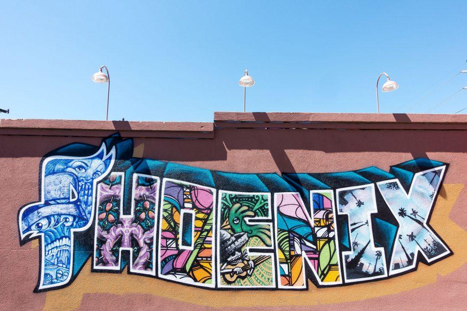 Street Art Phoenix Arizona