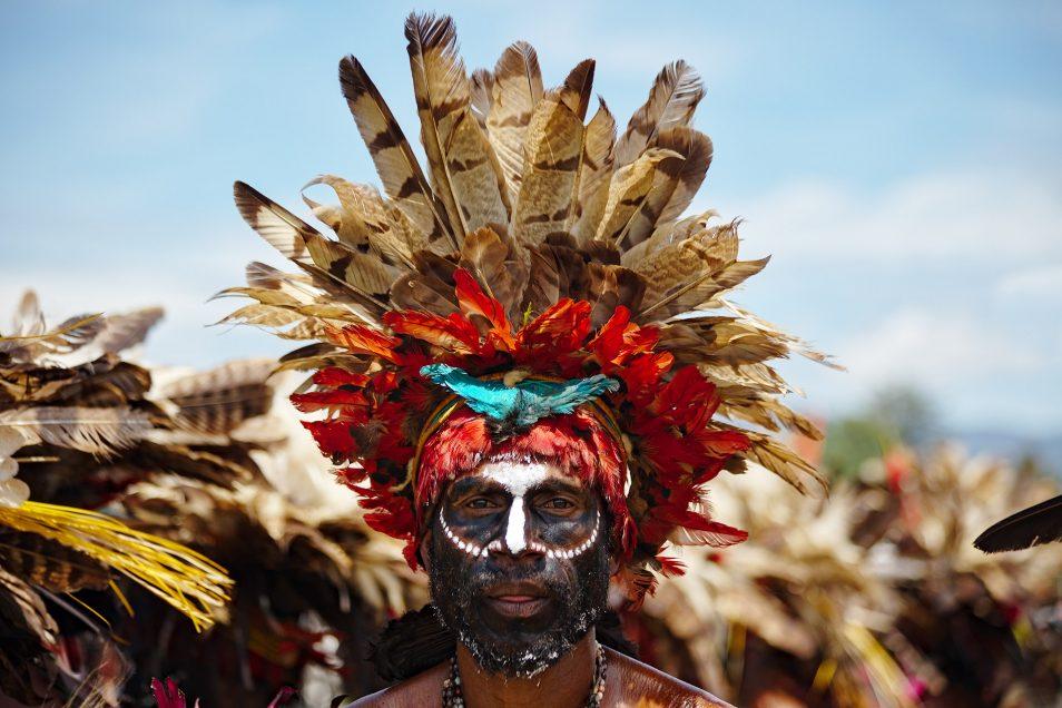 Goroka Show Papua New Guinea