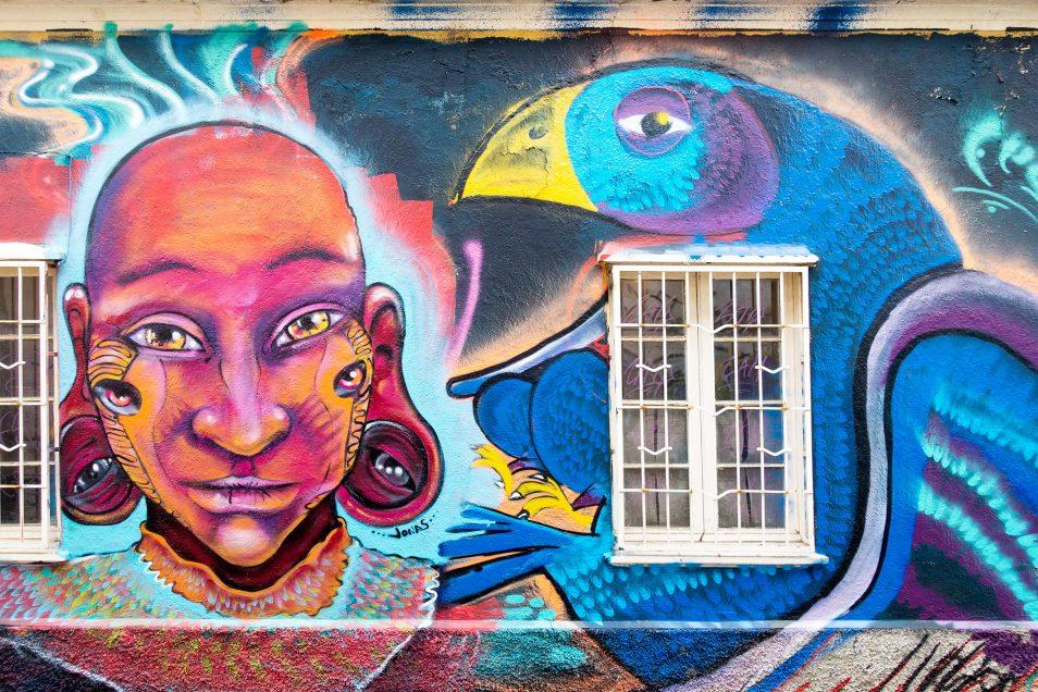 Street Art Valparaíso Chile