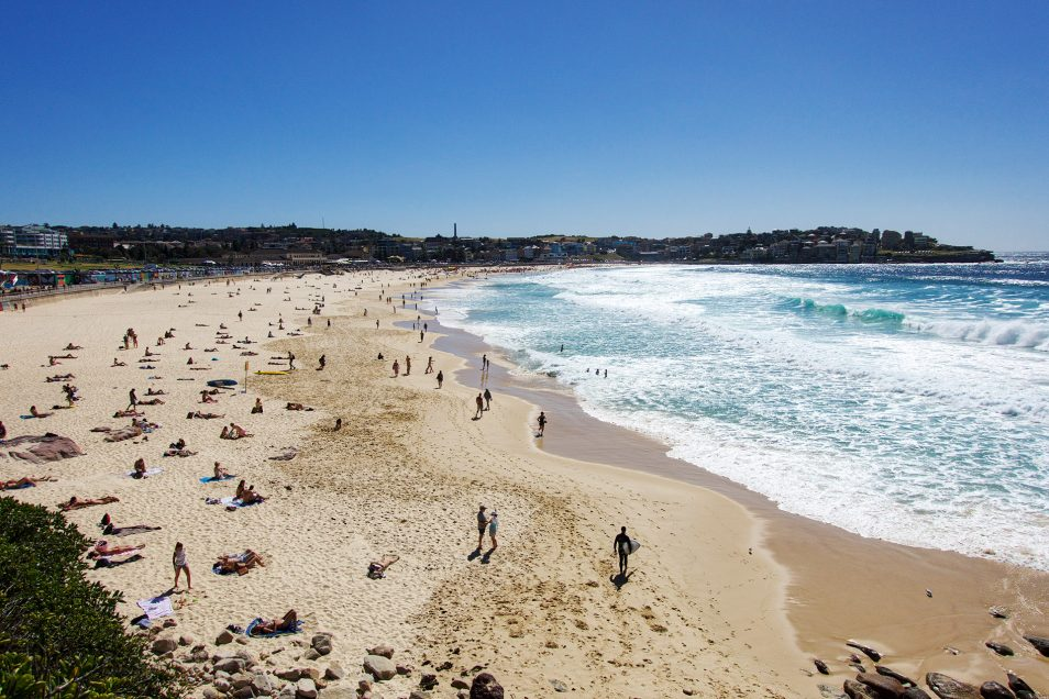 Road Tripping Australia - Bondi Beach